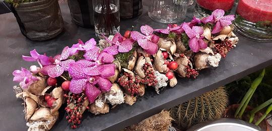 la pergola cholet createur fleur decoration
