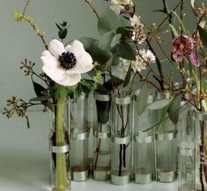 la pergola cholet vase de decoration avec fleur