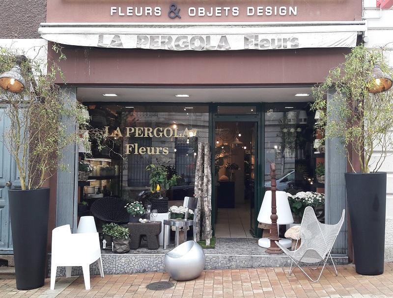 pergola cholet magasin fleuriste