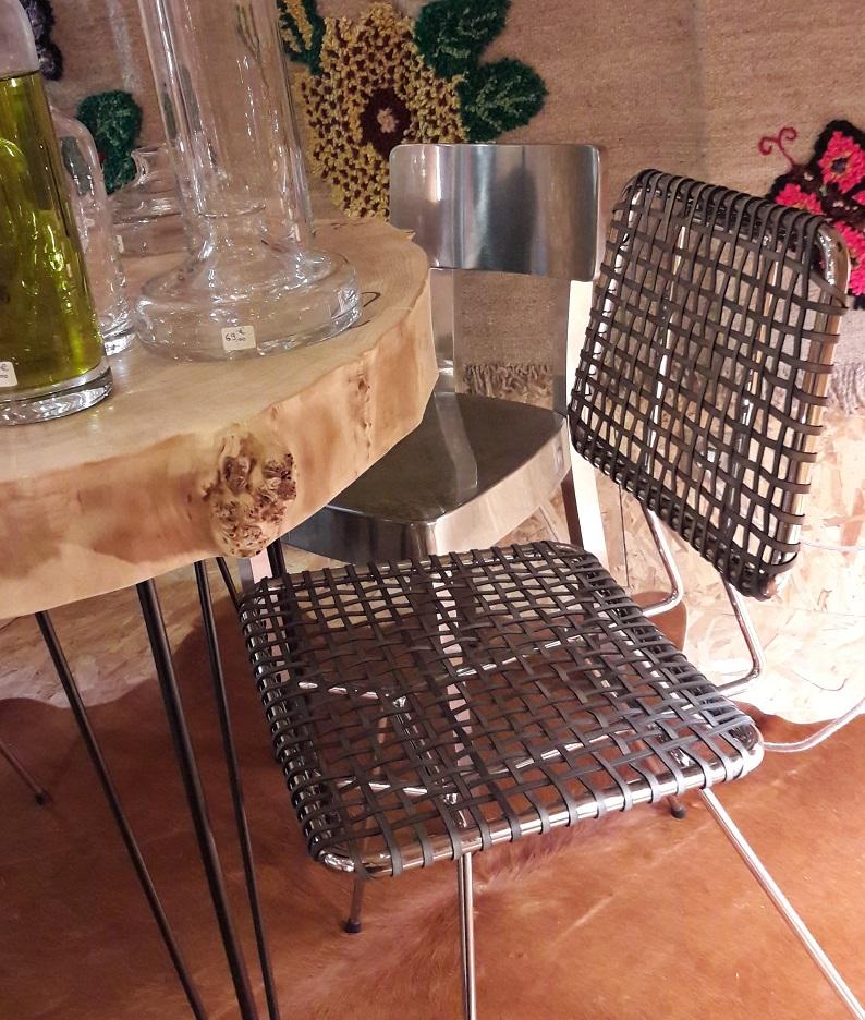 La pergola chaise deign