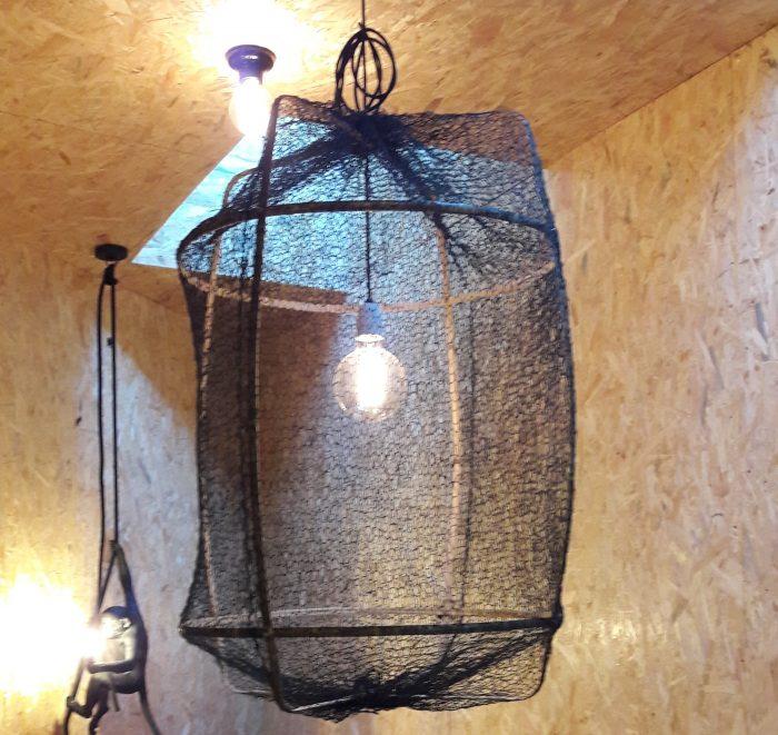 La pergola luminaire lampe filtre