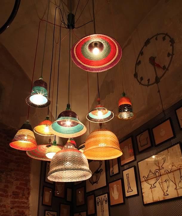 Les lampes design et écolo