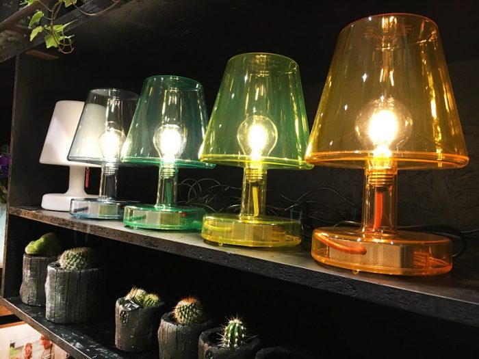lapergola lampes couleurs