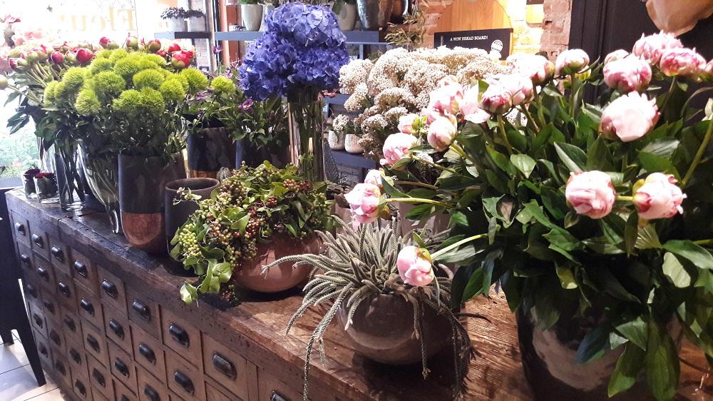 Cholet la pergola evenments fleurs