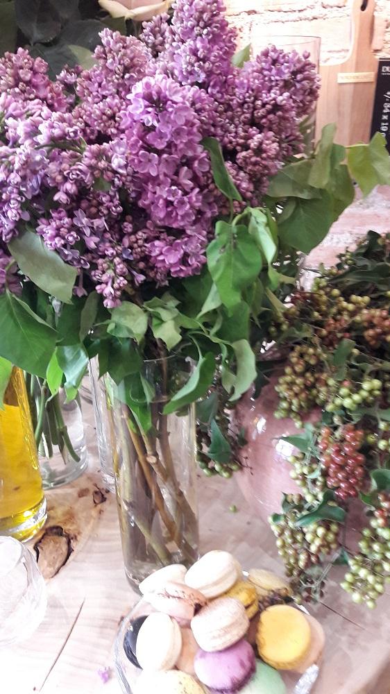 Fleurs pour evenement