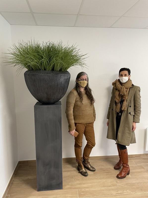 Installation chez Groupe Sajece